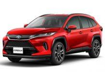2022 Toyota Corolla Cross Designs