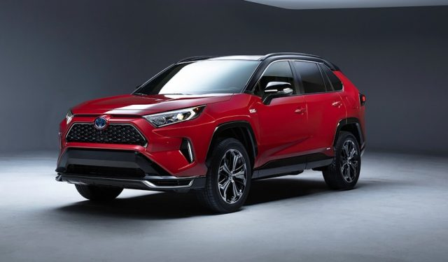 2022 Toyota RAV4 SUVs