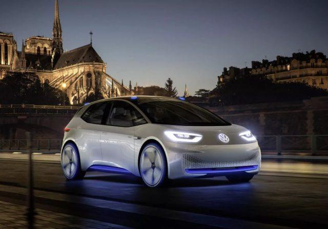 2022 Volkswagen ID 4 Designs