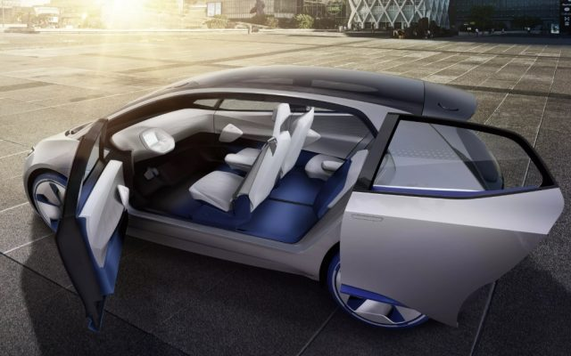 2022 Volkswagen ID 4 Exterior