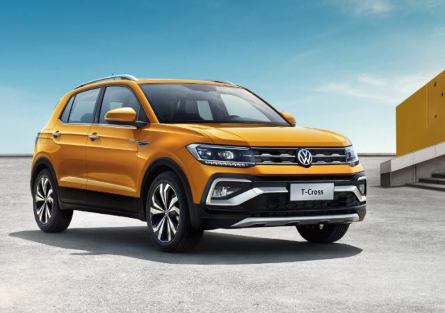 2022 Volkswagen T-Cross SUVs