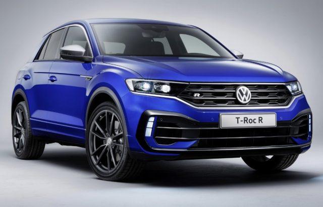 2022 Volkswagen T-Roc SUVs