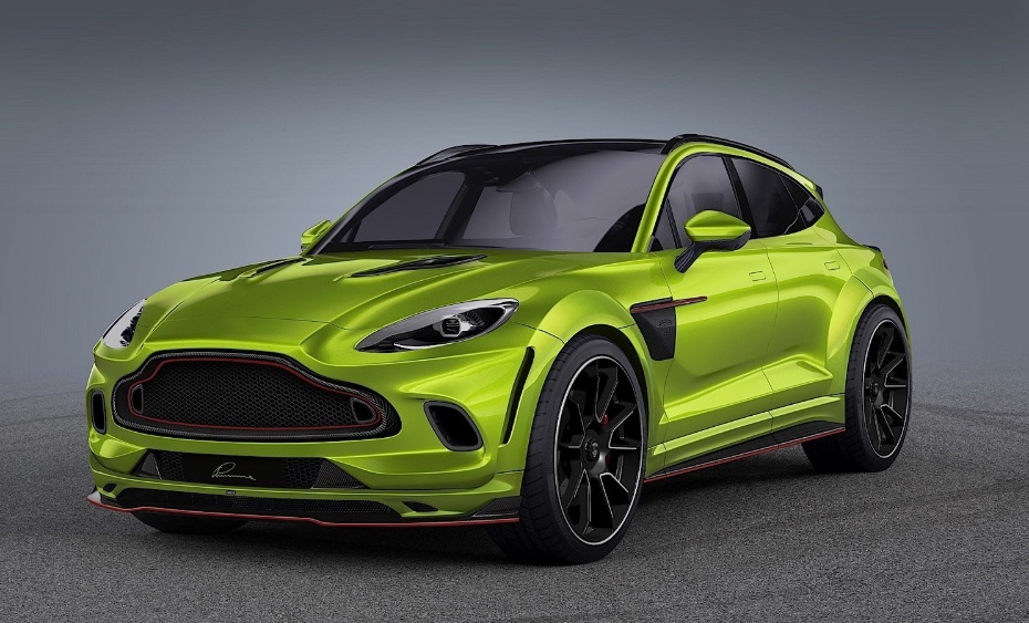 2021 Aston Martin Dbx Luxury Crossover Review Specs Pictures