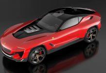 Ferrari GT Cross SUV