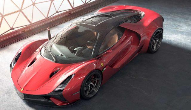 Ferrari Stallone Designs