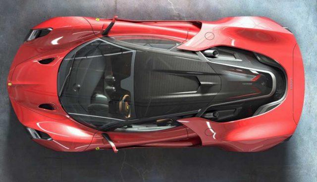 Ferrari Stallone Length