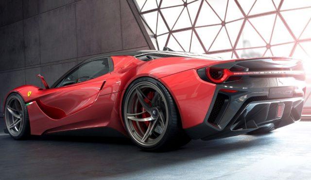 Ferrari Stallone Wheels