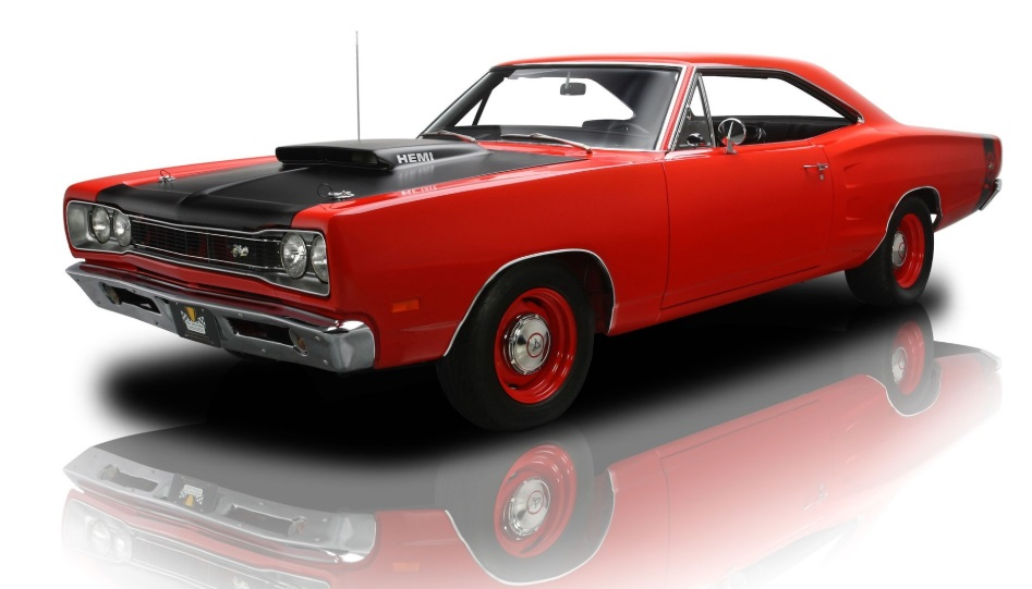Muscle Cars Dodge Super Bee 1969