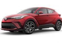 Toyota CHR Suvs For Women