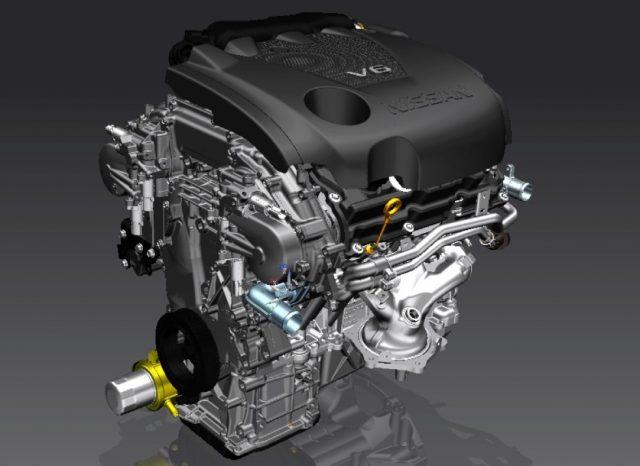 VQ35DE 3.5L V6 Engine Problems