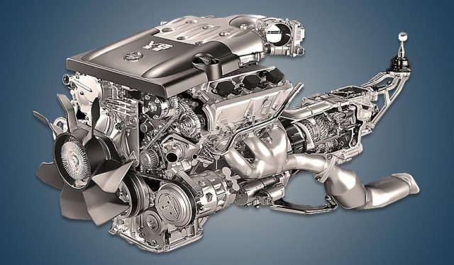 VQ35DE 3.5L V6 Engine Specs