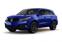 2021 Acura MDX Color Options Exterior
