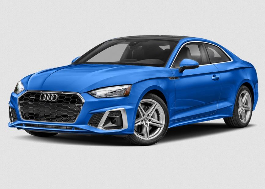 2021 Audi A5 Exterior Colors