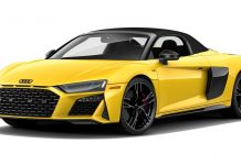 2021 Audi R8 Exterior Colors