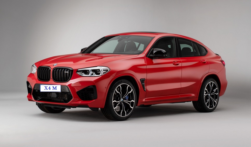 2021 BMW X4 M Reviews Specs Release Date Exterior Interior Colors