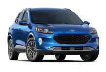 2021 Ford Escape Exterior Colors