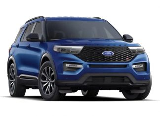 2021 Ford Explorer Exterior Colors