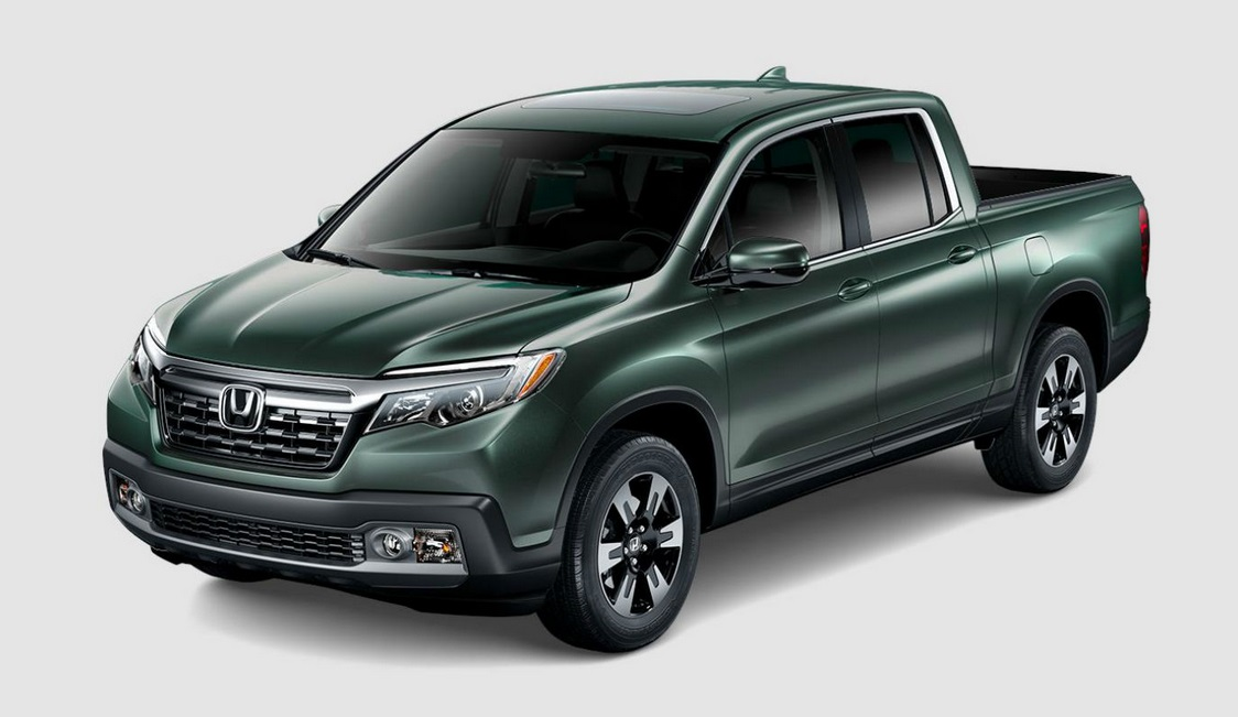 2021 Honda Ridgeline Colors Review Price Specs Redesign Release Date