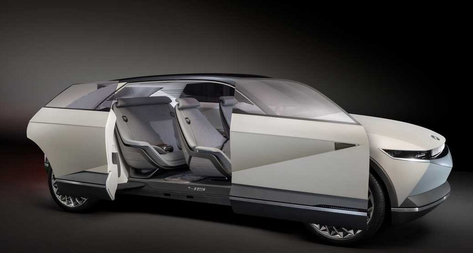 2021 Hyundai 45 Price