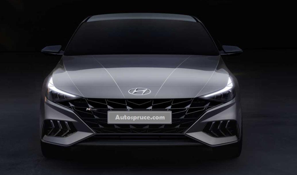 2021 Hyundai Elantra Exterior Colors Options