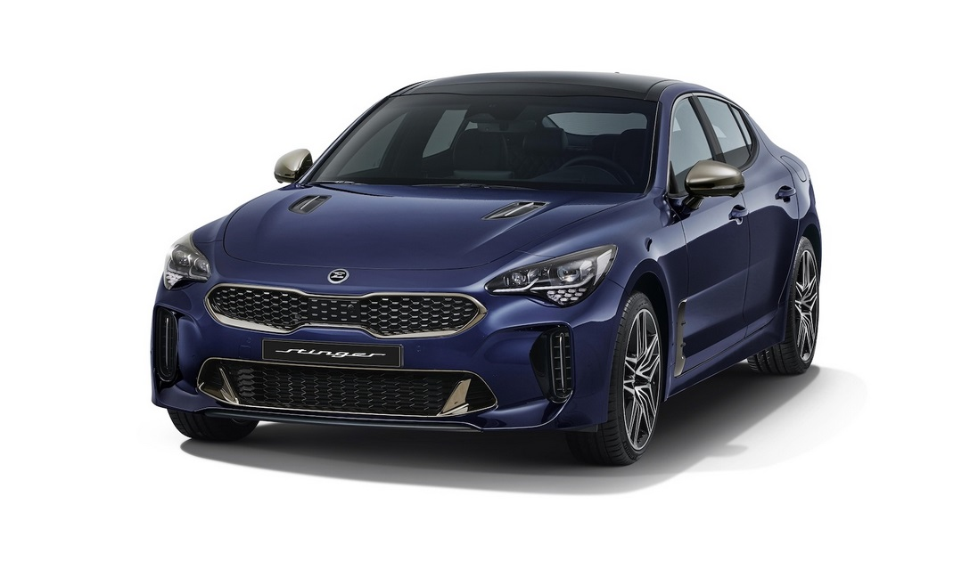 2021 KIA Stinger Reviews Specs Release Date Exterior Interior Colors