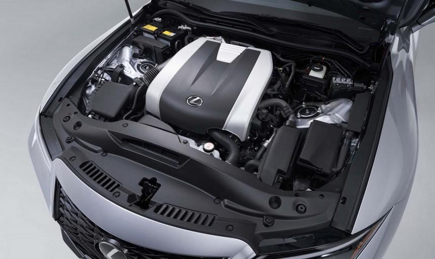 2021 Lexus IS Engine Specs Colors