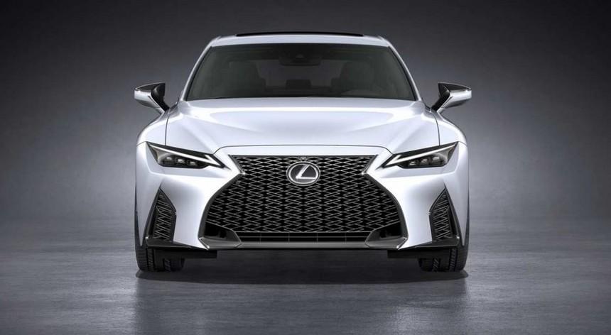 2021 Lexus IS Specs Price Release Date