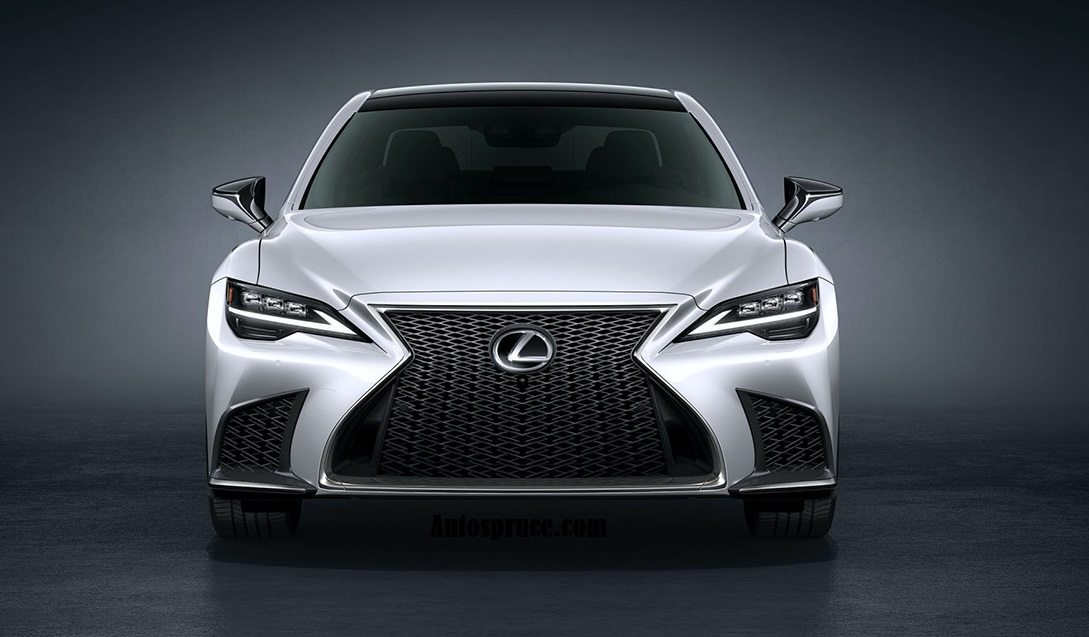 2021 Lexus LS 500 Exterior Colors