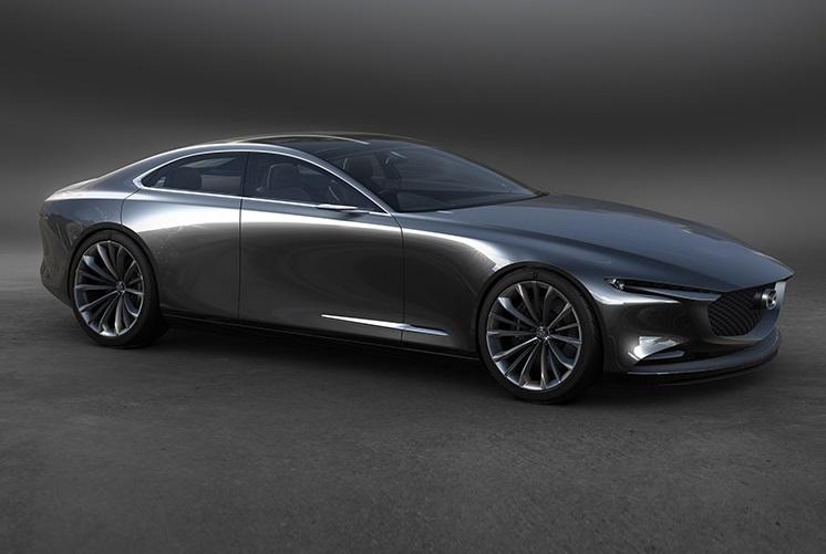 2021 Mazda 6 Redesign Exterior