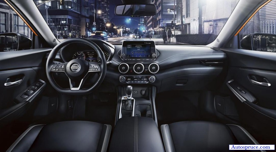2021 Nissan Sentra Interior Designs