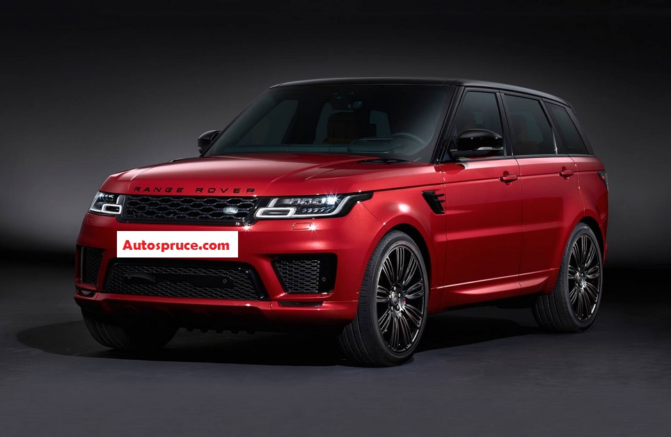 2021 Range Rover Sport Reviews Specs Release Date Exterior Interior Colors