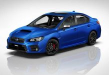 2021 Subaru WRX Exterior Colors