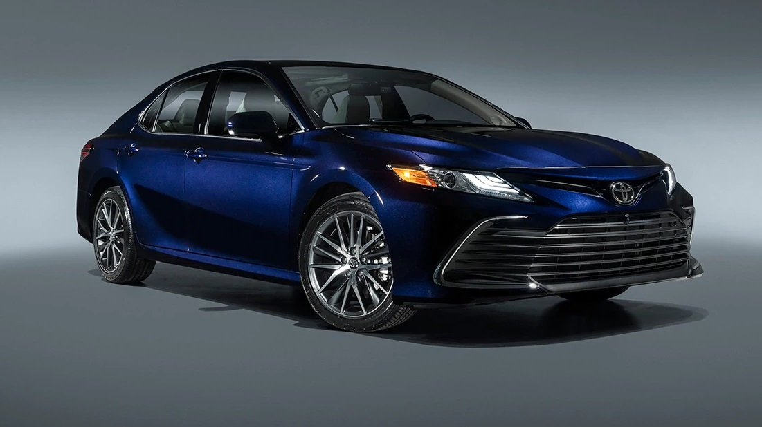 2021 Toyota Camry Exterior Colors