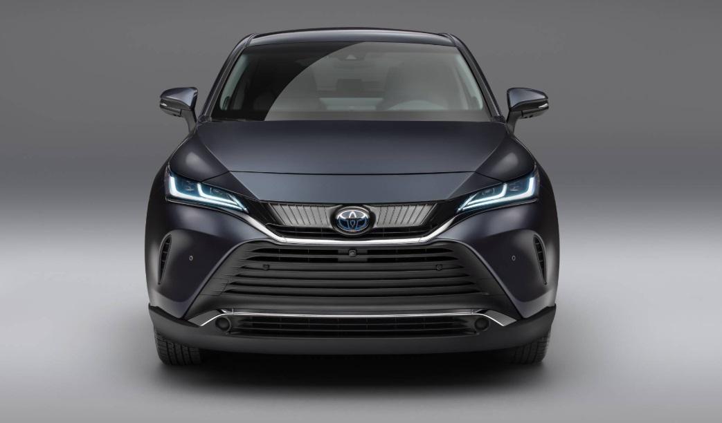 2021 Toyota Venza Exterior Colors