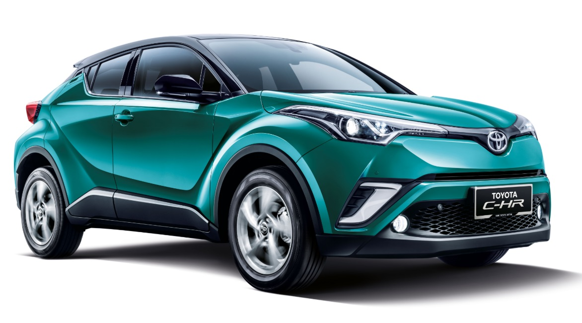 2021 Toyoya C-HR Price Specs Review Release Date