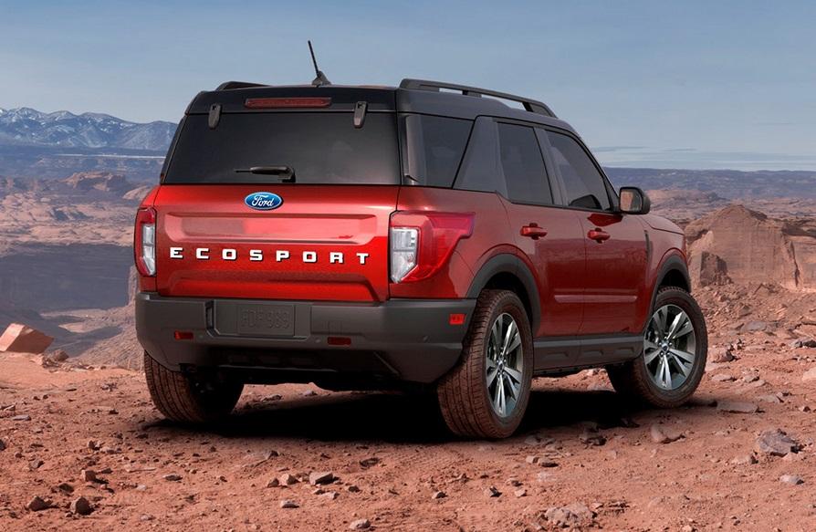 2022 Ford Ecosport Reviews