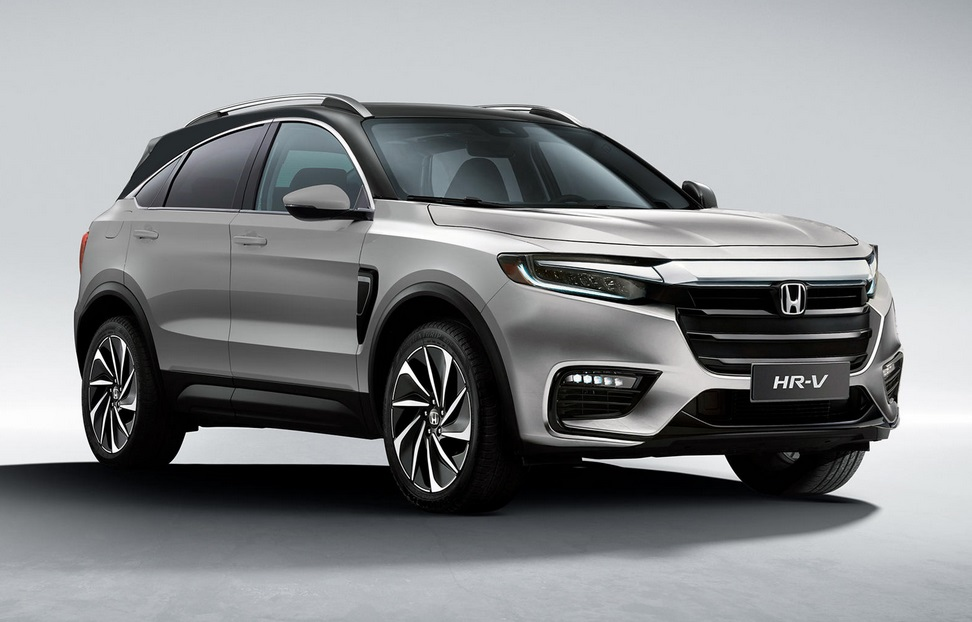 2022 Honda HR-V Reviews Specs Release Date Exterior Interior Colors