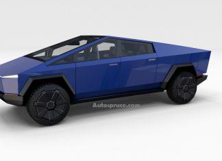 2022 Tesla Cybertruck Exterior Colors