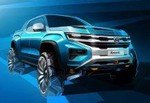 2022 VW Amarok Reviews Specs Release Date Exterior Interior Colors