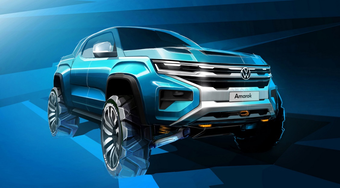 2022 VW Amarok Reviews Specs Release Date Exterior Interior Colors