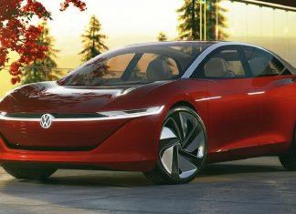 2023 VW Passat Electric Redesign
