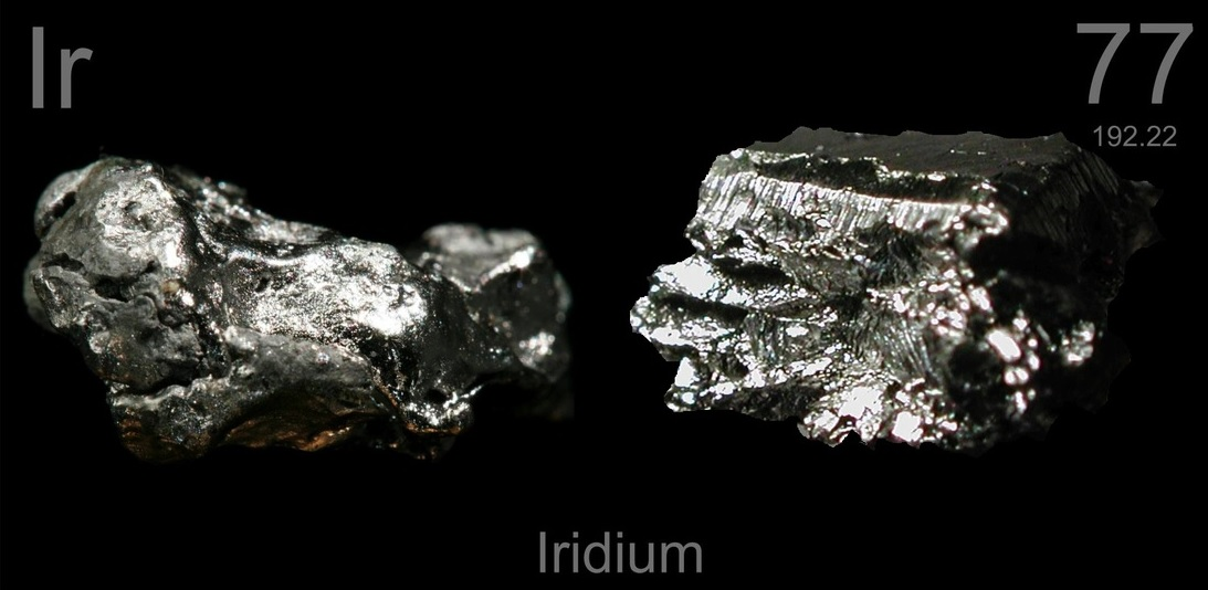 Iridium Metals