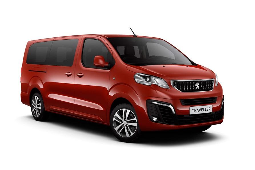 Peugeot Traveller 2021 Colors