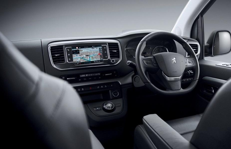 Peugeot Traveller 2021 Equipment