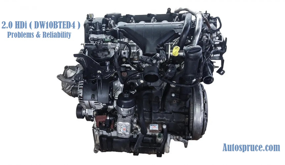 2.0 HDI DW10BTED4 Engine Reviews Specs Problems Reliability