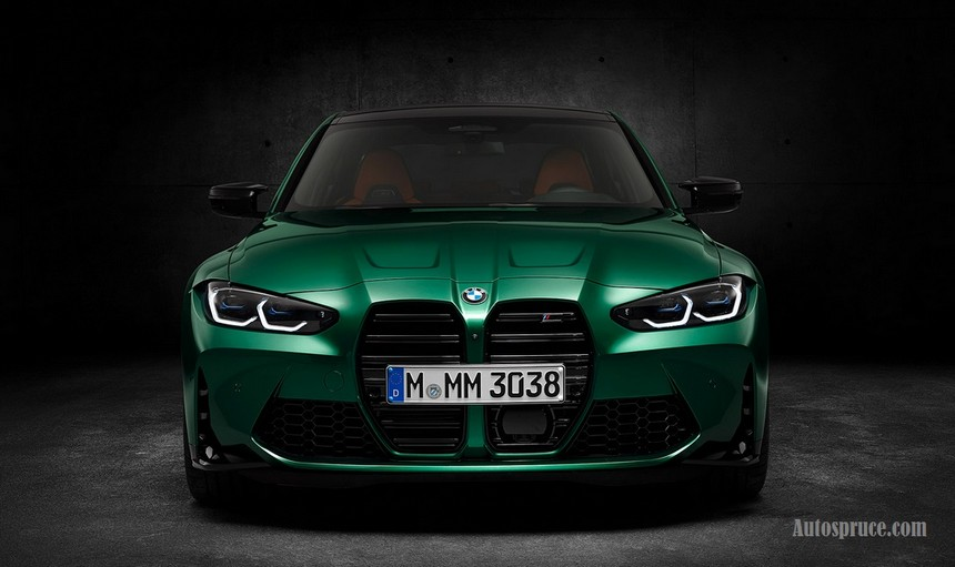 2021 BMW M3 Colors Specs Price Release Date