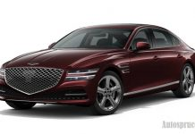 2021 Genesis G80 Review Redesigns Price Specs Release Date Colors