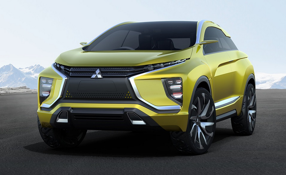 2021 Mitsubishi Eclipse Cross Review Specs Price Release Date