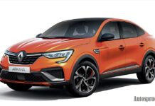 2021 Renault Arkana Colors Review Price Specs Release Date