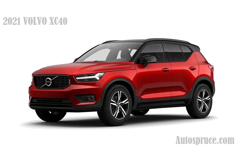 2021 Volvo XC40 Review Price Specs Interior Exterior Release Date
